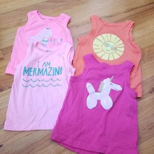 💖Toddler Tanks